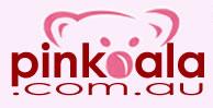 Pinkoala Logo